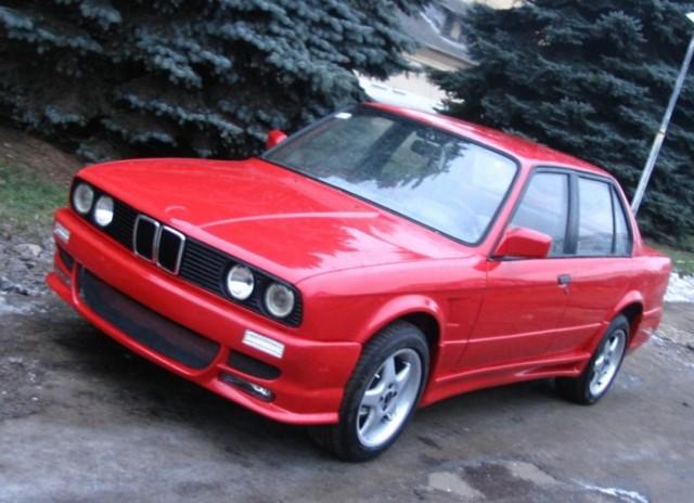 пороги с подсветкой на BMW e46