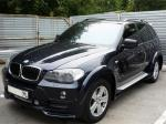 Обвес для BMW X5 E70 HAMANN FLASH
