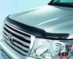 Дефлектор капота для Toyota Land Cruiser 200 EGR